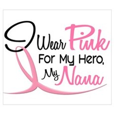 Pink For My Hero 3 NANA Poster