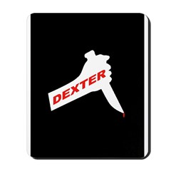 Dexter new season Mousepad
