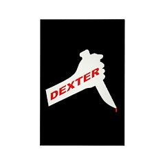 Dexter new season Rectangle Magnet (10 pack)