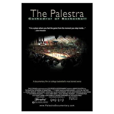 Palestra Documentary Official Movie Poster