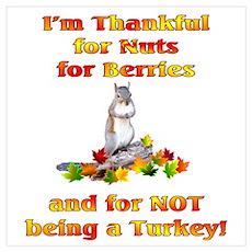Thankful Poster