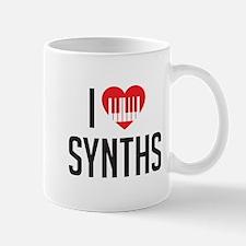 I Heart Synths Mug