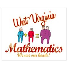 West Virginia Mathematics Poster