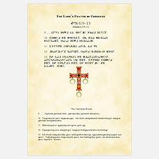 Cherokee Lord's Prayer