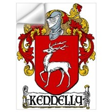 Kennelly Arms Wall Decal