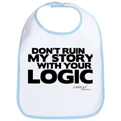 My Story... Your Logic Bib
