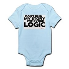 My Story... Your Logic Infant Bodysuit