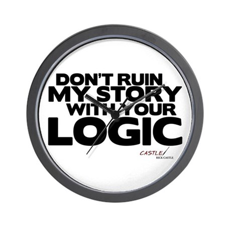 My Story... Your Logic Wall Clock