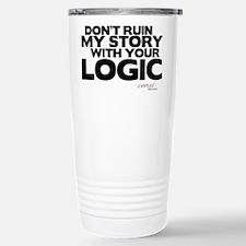 My Story... Your Logic Travel Mug