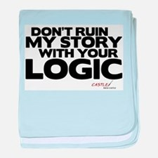 My Story... Your Logic Infant Blanket