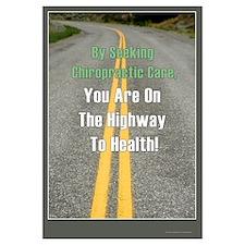 Health Highway 16x20