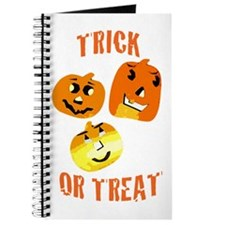 Trick Or Treat Journal