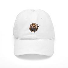 Moose Hunting Baseball Cap