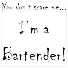 YDSM Bartender Poster