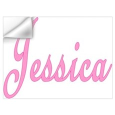 Jessica Wall Decal