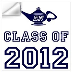 Class Of 2012 Wall Decal