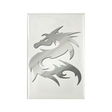 Cute Fantasy dragon Rectangle Magnet