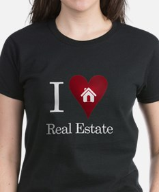 I Heart Real Estate Tee