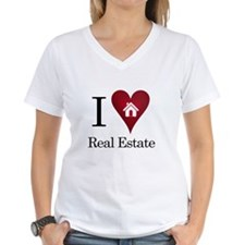 I Heart Real Estate Shirt