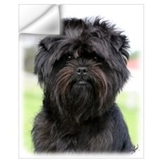 Affenpinscher 9Y516D-049 Wall Decal