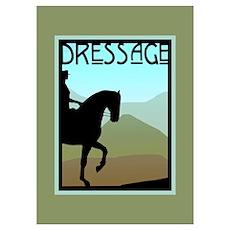 Craftsman Dressage Poster