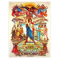 Columbian Exposition Poster