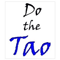 Do the Tao Poster