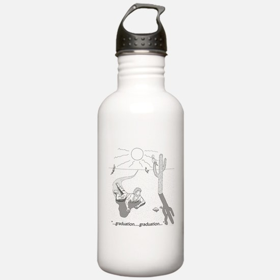 Survival: Graduation Water Bottle