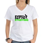 EDISc greenonwhite T-Shirt