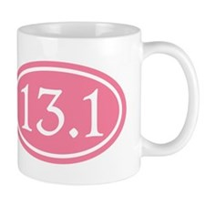13.1 Pink Half Marathon Mug