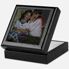 Tell A Friend Keepsake Box