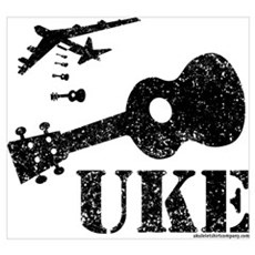 UKE Bomber Poster