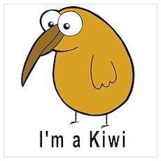 I'm a Kiwi Poster