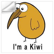 I'm a Kiwi Wall Decal