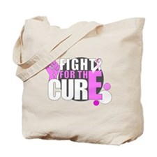 Fight For The Cure Tote Bag