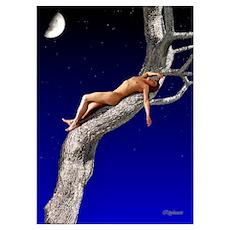 Moonstruck by Rippleman Poster