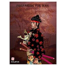 , Preparing for War Poster