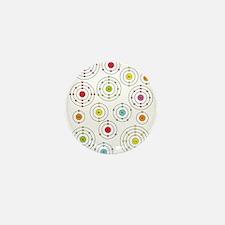 Periodic Shells Mini Button (10 pack)