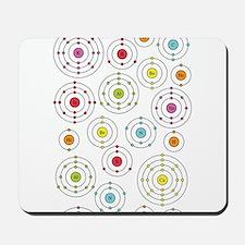 Periodic Shells Mousepad