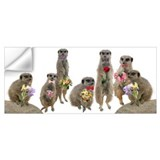Meerkat Wall Decals