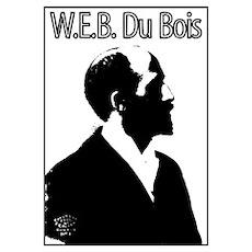 W.E.B. Du Bois Poster