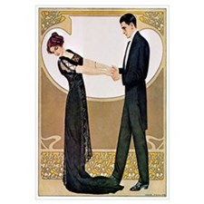Funny Art deco Wall Art