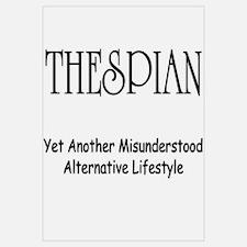 Misunderstood Thespian