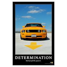 Movie Star Motors Large Motor-vational Poster