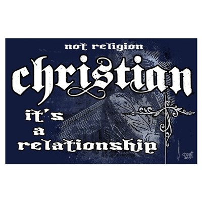 Christian/Relationship Poster