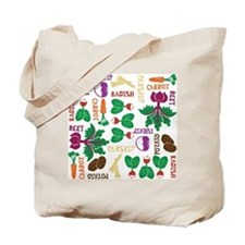 The Roots of All Gardens Tote Bag