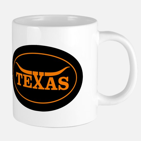 TEXAS 20 oz Ceramic Mega Mug