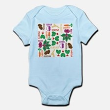 The Roots of All Gardens Infant Bodysuit