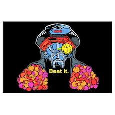 HEMI - Beat It Poster
