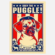 Puggle! USA Large Propaganda